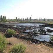 Утилизация нефтешламов. фото