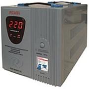 Стабилизатор напряжения электронный (релейный) 8 кВт - Ресанта ACH-8000/1-Ц фото