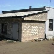 Здание с территорией площадь Буденного Донецк. фото