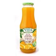 Сок апельсиновый восстановленный 100% Vita Premium фото