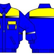 Куртка мужская ЗМи Модель 4154 СТБ 1387-2003 фото