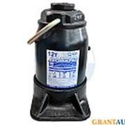 Домкрат 12т гидравлический укороченный ШААЗ Д2-3913010-20 фото
