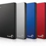 Винчестер HDD Seagate External Backup Plus Portable (2.5'',1TB,USB 3.0) Black (STDR1000200) фото