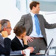 Организация и проведение презентаций товара, услуг фото