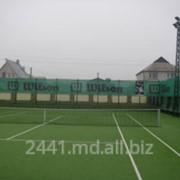 Освещение теннисных кортов и спортивных площадок фото