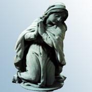 "Ритуальная статуэтка ""Мария"" фото"