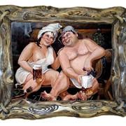 Картина для бани За встречу фото