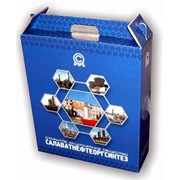 Коробка-чемоданчик фото