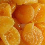 Персик сушеный, 500 гр фото