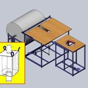 Комплект оборудования для раскроя заготовок биг-бэгов (big bag) фото