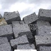 Блоки гранитные оптом на экспорт от производителя фото