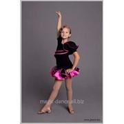 Одежда для бально-спортивных танцев детская фото