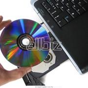 Рекламные компакт-диски DVD-дисководы фото