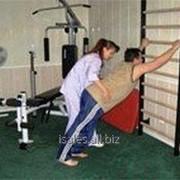 Лечебная физкультура фото