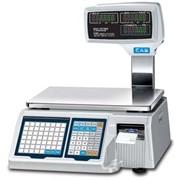 Торговые весы LP II, Весы электронные