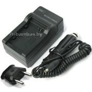 Зарядное устройство сеть + авто для аккумуляторов JVC BN-VF707U, BN-V712U, BN-VF714U, BN-VF728U, BN-VF733U фото