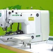 Полуавтомат пуговичныйуговичный с программным управлением ZOJE ZJ1903-301 фото