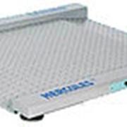 Весы платформенные CAS R-600 фото