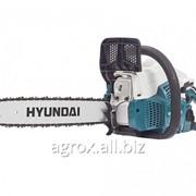 Бензиновая пила Hyundai X 410 фото