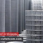 Сетка металлическая сварная, оцинкованная. Экспорт из Молдовы. Цены от производителя. фото