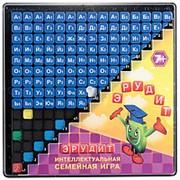Настольная игра Биплант «Эрудит: Синие фишки» 10012 10012 фото
