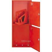 Шкаф пожарный Престиж KZ02-НОК 840x650x235 красный фото