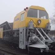 Ремонт снегоуборочных поездов фото