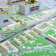 Транспортные модели городов фото