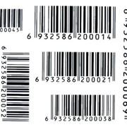 Этикетки со штрих-кодами фото