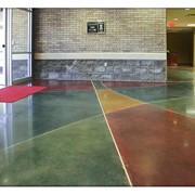 Восстановление и обработка бетонных, мраморных, мозаичных, гранитных поверхностей фото