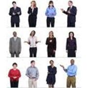 Разработка фирменного стиля корпоративной одежды фото
