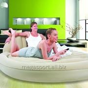Надувная кровать двуспальная #67397 фото