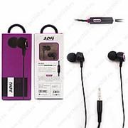 Внутриканальные наушники JIAYU Fashion Headphone JY-353 Violet (Фиолетовый) фото