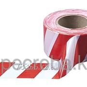 Лента для ограждения красная, арт. 13097807 фото