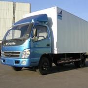 Автомобили-фургоны для перевозки аварийных бригад фото