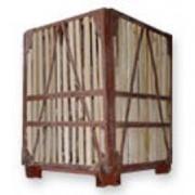 Производим деревянные контейнеры для хранения плодоовощной продукции фото