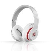 Studio Beats by Dr. Dre наушники полноразмерные проводные, Hi-Fi, Mic., оголовье, Белый фото