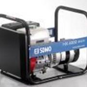 Бензиновый генератор SDMO HX 6000 фото