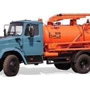 Вывоз и утилизация ЖБО,каналопромывка,сооружение выгребных ям. фото