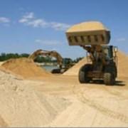 Разработка песчаных, гравийных карьеров, добыча, переработка нерудных полезных ископаемых фото