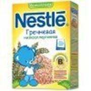 Каша безмолочная Nestle гречневая каша, с 4 мес 200гр фото
