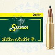 "Патр.(300WIN MAG) ""SIERA SBT GK"" (12,98г) (S&B) фото"