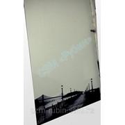 Лазерная гравировка на зеркале образец 9 фото