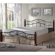 Кровать Мелис (Melis) 1.6 м фото