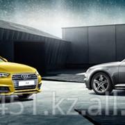 Автомобиль Audi A4 фото