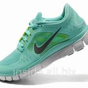Кроссовки Nike Free 5.0 +3 Green фото