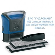 Штамп самонаборный Trodat 4912/DB, 4 строки, 47*18 мм фото