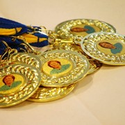Медали именные в Донецке фото