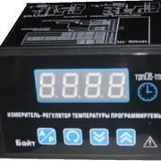 Измеритель – регулятор температуры ТРП08-ТП одноканальный, Измерение, контроль и автоматическое регулирование температуры.Градуировки ТХА, ТХК, ТПП(S), ТПП(R) фото