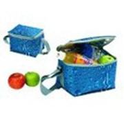 Сумка - холодильник (190*140*130, синий) фото